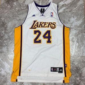 e5a06245e7f6 Adidas NBA Lakers Kobe Bryant  24 Jersey Size M